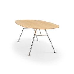 AKIO Steel | Tables de repas | Girsberger