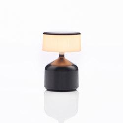 Demoiselle Small | Cylinder Opal | Black | Table lights | Imagilights
