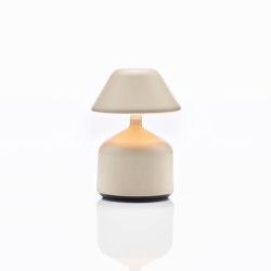Demoiselle Small | Cap | Sand | Table lights | Imagilights