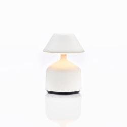 Demoiselle Small   Cap   White   Table lights   Imagilights