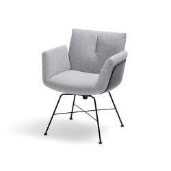 Alvo chair, metal frame | Chairs | COR