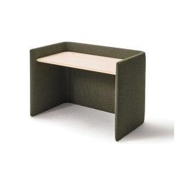 Floater desk | Privacy screen | COR