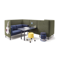 Floater worklounge | Sofas | COR