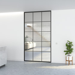 Glass partition 3530 | Wall partition systems | PortaPivot