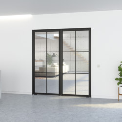 Portapivot 5730 | Double door | Internal doors | PortaPivot