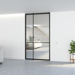 Portapivot 5730 | Single door | Internal doors | PortaPivot