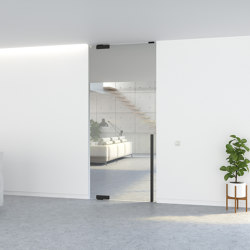 Portapivot GLASS NL | Internal doors | PortaPivot