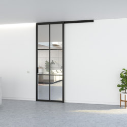 Slideways 5730 | Single door | Internal doors | PortaPivot