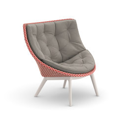 MBRACE Wing chair | Armchairs | DEDON