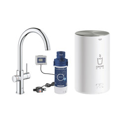GROHE Red Duo Fitting and boiler size M | Kitchen taps | GROHE