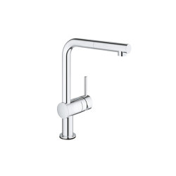 Minta Touch Electronic single-lever sink mixer 1/2"