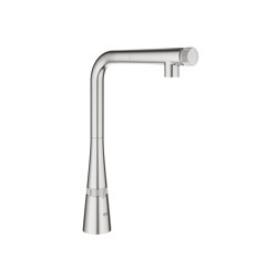 Zedra SmartControl Sink mixer with SmartControl | Kitchen taps | GROHE
