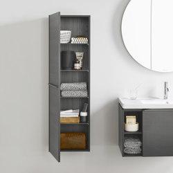 D-Neo -  Semi-tall cabinet | Armarios de baño | DURAVIT