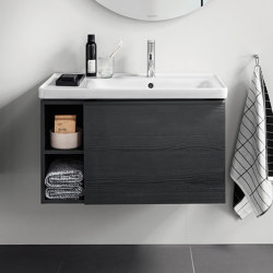 D-Neo - Vanity unit wall-mounted | Vanity units | DURAVIT