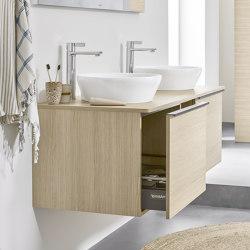 D-Neo -  Waschtischunterbau wandhängend | Vanity units | DURAVIT