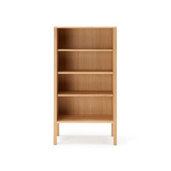 Arkitecture High Open Cabinet | Shelving | Nikari