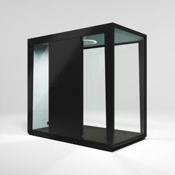 Module Duo #3 black | Office Pods | MODULE