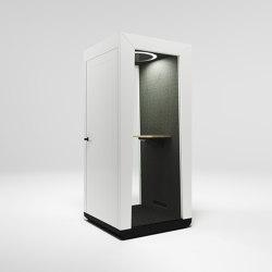 Module Solo white | Telephone booths | MODULE