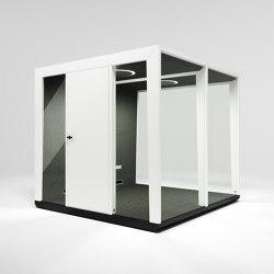 Module Team #3 white | Office Pods | MODULE