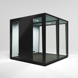 Module Team #3 black | Office Pods | MODULE