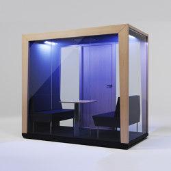 Module hDuo | Office Pods | MODULE