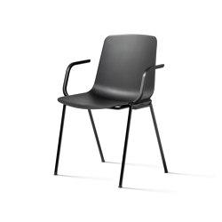 puc Stapelstuhl mit Armlehnen | Stühle | Wiesner-Hager