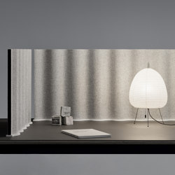 Scala Mobile Table Screen | Table accessories | Abstracta