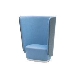 MyFlow Lounge XL | Armchairs | Isku