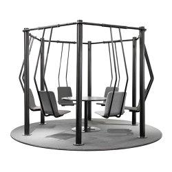 Hangaround | Swings | Isku