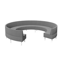 Kaari | modular sofa | Sofás | Isku