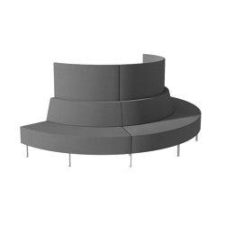 Kaari   modular sofa   Canapés   Isku