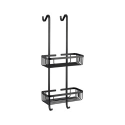 glass door handles & door stoppers | Double rectangular sponge dish | Sponge baskets | SANCO