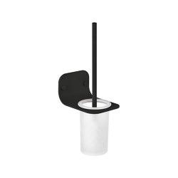 avaton | Toilet brush holder wall mounted | Toilet brush holders | SANCO