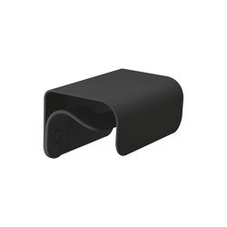 avaton | Toilet roll holder with cover | Paper roll holders | SANCO