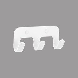 avaton | Bath robe hook (3ply) | Towel rails | SANCO