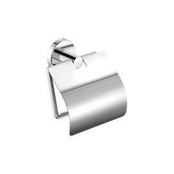 ergon project | Toilet roll holder with cover | Paper roll holders | SANCO