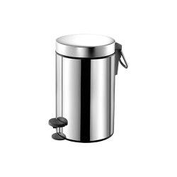 waste bins | Waste receptacle 3lt  Soft closing system | Bath waste bins | SANCO
