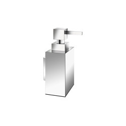 glass holder - soap dishes - soap dispensers | Dispenser wall mounted | Soap dispensers | SANCO