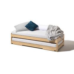 cubus Tandemliege | Betten | TEAM 7