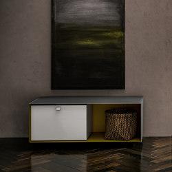Dama AL575 | Bath side boards | Artelinea