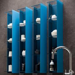 Vetrinette Dama AL572 | Bath shelving | Artelinea