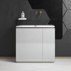 Plissé AL591 | Mobili lavabo | Artelinea