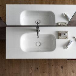 Regolo Dama AL576 | Wash basins | Artelinea