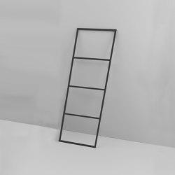 FRAME towel ladder | Towel rails | Schmidlin