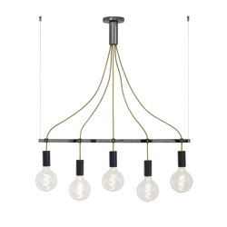 Bar Suspension | Suspended lights | NUD Collection