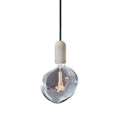Base Concrete | Suspended lights | NUD Collection