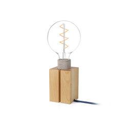 Bjork Birch big | Table lights | NUD Collection