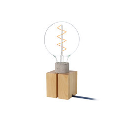 Bjork Birch small | Table lights | NUD Collection