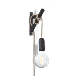 Bracket Black | Wall lights | NUD Collection