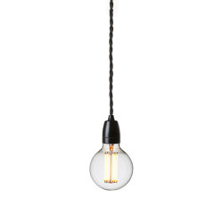 Classic Black | Suspended lights | NUD Collection